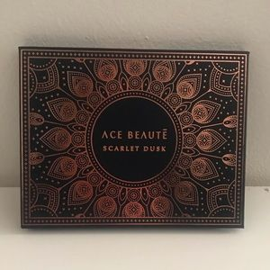 Ace Beaute Makeup - Ace Beaute Eyeshadow Palette